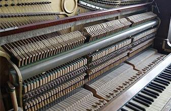 Klavier Alter