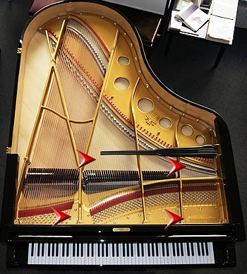 Klavier Alter & Wert